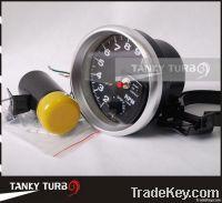 "5"" Tachometer SUPER WHITE LED DISPLAY TACHOMETER GAUGE, 10PCS/CTNS"