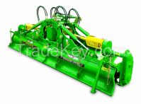 Folding Rotavator(Rotary tiller, cultivator) PFW series for 110 ~ 160 HP Tractor