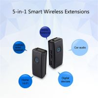 Hot sale 3.5mm AUX Wireless Bluetooth 4.2 Receiver Audio Music Adapter For Car Home Speaker