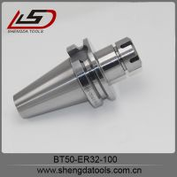High precision CNC machine tools BT50 collet chuck with ER Clamping collet