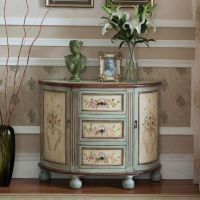Console table corner table side table living room table JX-0957
