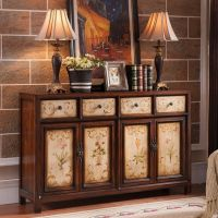 Cabinet drawer classic furniture JY-962