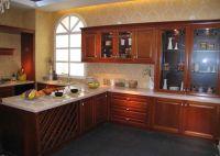 Kitchen cabinet kitchen furniture modern kitchen SSK-017
