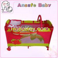 Baby playpen & travel cot