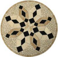 Stone Mosaic - Medallion