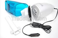 12V Portable Auto Wet Dry Handheld Mini Car Vacuum Cleaner 60W
