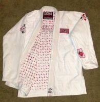 Sublimated Brazilian Jiu Jitsu Kimonos