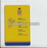 RFID smart card door access control