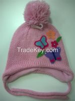 fashion kids trapper, kids beanie, kid's hat
