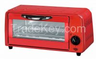 Mini Electric Toaster Oven, Toaster, Bake, Grill, Broil