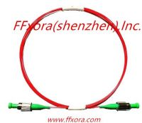 1310/1550/980/1064nm optical PM fiber patch cord with High Extinction Ratio