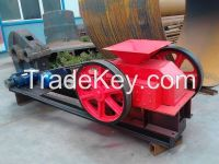 PG series roll crusher machine for crushing coal and cement