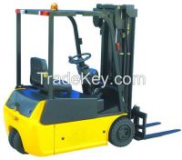 3-Wheel Electric Forklift with 1-2ton