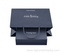 Garment Shopping Paper Box and Bag