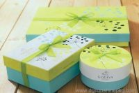 New style paper chocolate packaging and printing box