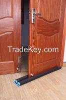 twin draft guard, door protector, door bottom seal, Draft excluder, window seal
