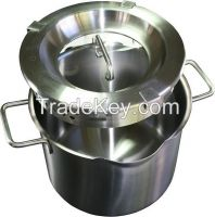 Multifunctional Lid and Pot 8 in 1