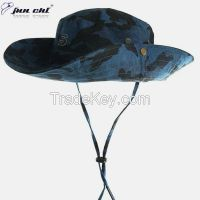 Camouflage hat Fisherman hat