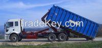 Single-arm Loader Hydraulic System