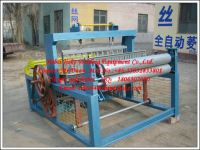 Crimped Wire Mesh Making Machinery