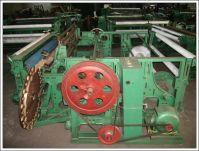 Shuttless Wire Mesh Cloth Weaving Machine