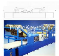 3D panel producing line/EPS 3D Wall Panel Machines/wire mesh eps 3D wall panel machine