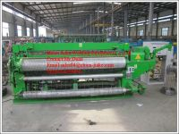 Anping county Professional Manufacturer direct export Full automatic welded wire mesh machine