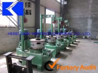 Pulley Continuous Wire Drawing Machine