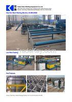 full automatic rebar mesh welding machines provider