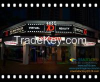 5D 7D cinema theater movie equipment