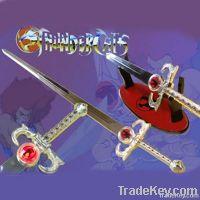 Thundercats Sword of Omens Light up Sword.