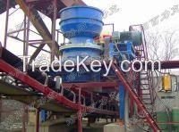 BLK Single Cylinder Hydraulic Cone Crusher