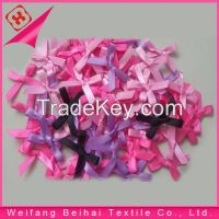 2014 hot sale satin ribbon bow colorful