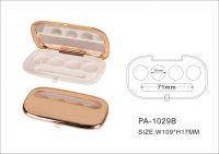 Plastic Empty Eye Ehadow cases/eye shadow containers/eye shadow packaging