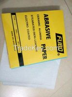 FUBO Brand high quality L715 Sandpaper 180# 240# 320# grit