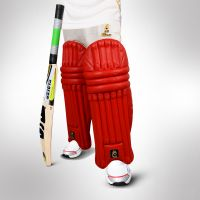 BATTING PAD - RED COLOR