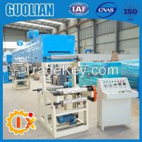 GL-500B Multifunction  Adhesive Tape Making Machine , Get BOPP Jumbo Roll Same Time