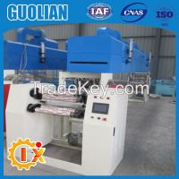 GL-1000D Customer favored automatic adhesive coating machine with printing slitting and rewinding