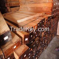 Teak timber 9