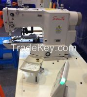 button stitch sewing machine