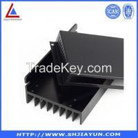 OEM/ODM aluminium motor enclosure manufacturer from China golden supplier