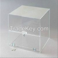 Acrylic box   made in China