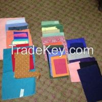Dyed Twill Fabric