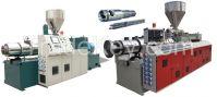 Plastic Extruder Machine Conical Twin Screw Extruder