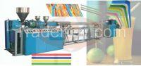drink straw making machine, plastic straw making machine, plastic pipe making machine