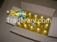 Refined Sunflower Oil from Russia