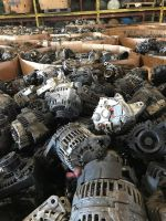 BEST GRADE USED ALTERNATOR STARTER, ELECTRIC MOTOR SCRAP