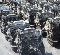 PURE GRADE A ALUMINUM ENGINE BLOCKS SCRAP AVAILABLE