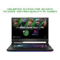Refurbished ROG Strix G15 G512 Core i7-10750 16GB 512GB SSD 15.6 Inch GeForce RTX 2060 Windows 10 Gaming Laptop
