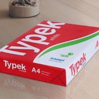 Best sale Typek A4 copy paper 80gsm Double 4 copier/ Certified Typek A4 Copy Paper